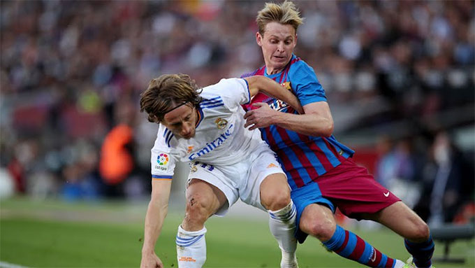 Read more about the article VN88 – Thấy gì từ trận El Clasico: Barca 1-2 Real Madrid