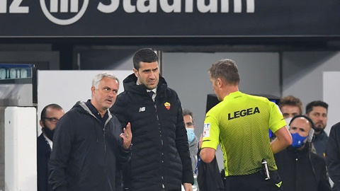 Read more about the article VN88 – Mourinho: 'Roma xứng đáng thắng nhưng lại thua'